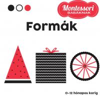 Formák - Montessori babáknak