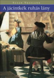 A jácintkék ruhás lány