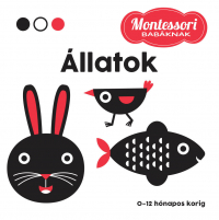 Állatok - Montessori babáknak
