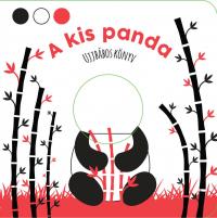 A kis panda - Ujjbábos könyv