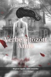 Vérbe öltözött Anna
