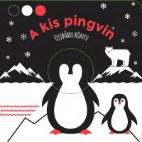 A kis pingvin - Ujjbábos könyv